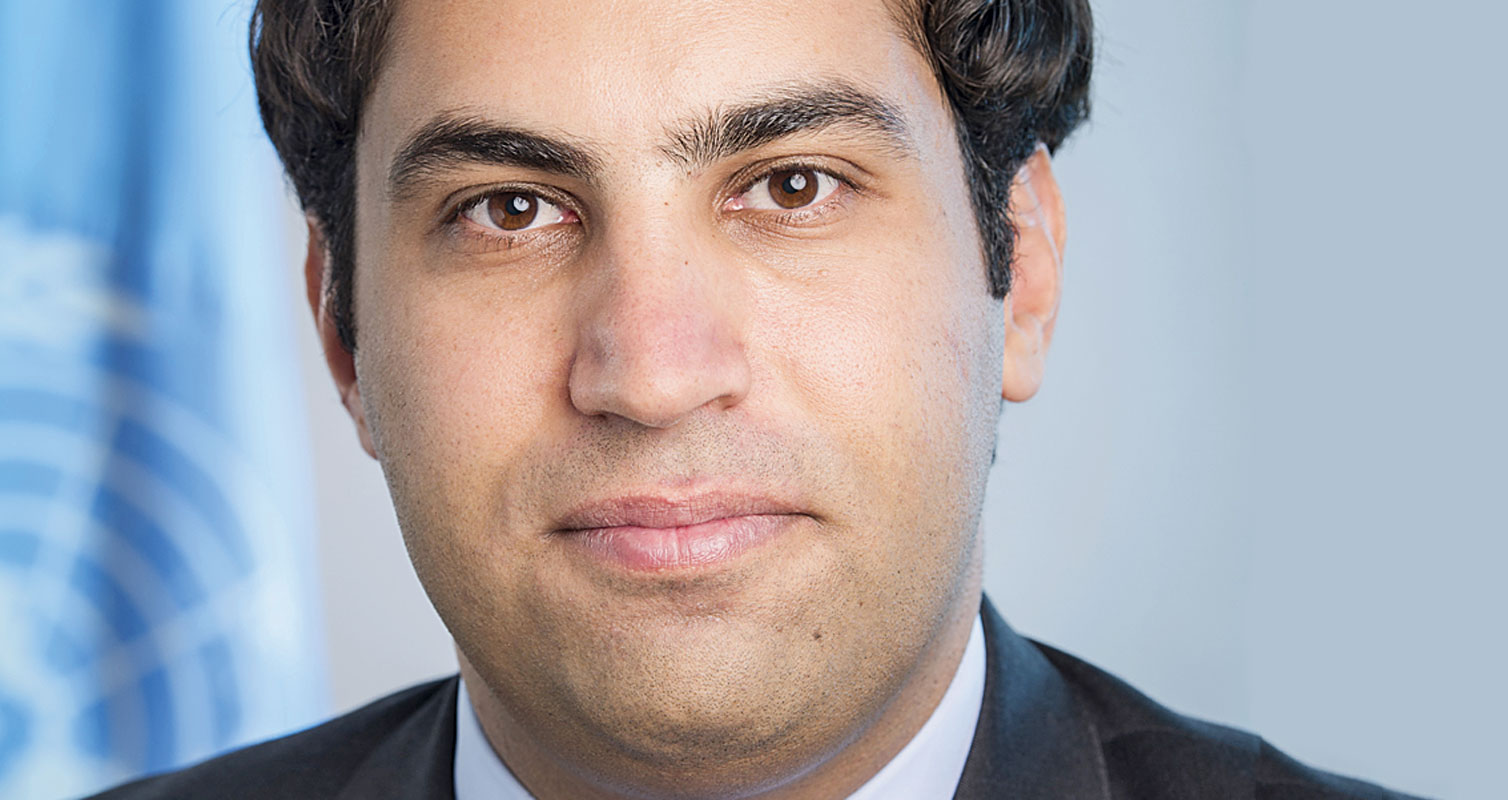 Ahmad Alhendawi what's lacking, is work | akzente
