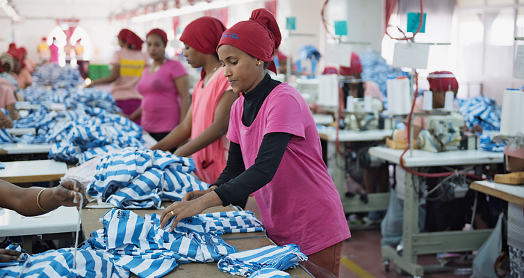 Textile industriy in Ethiopia: the stuff that futures are made of